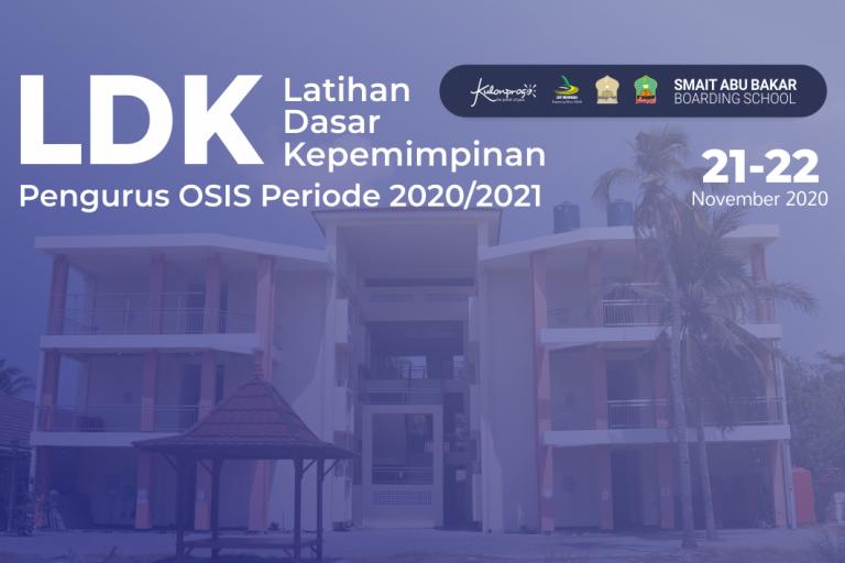 Ketua OSIS: Materi LDKS Bermanfaat Sebagai Bekal Kesuksesan Berorganisasi